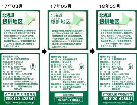 17年03月→17年05月→18年03月
