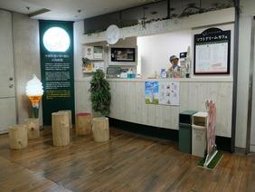 ソフトクリームカフェ@東武百貨店池袋店