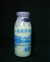 八ヶ岳乳業「八ヶ岳高原牛乳」08年5月表
