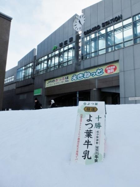 さよなら北海道(泣)
