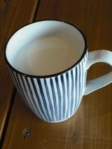 甘くて美味しい牛乳