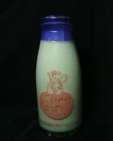 中札内村レディースファーム「想いやり牛乳」07年1月表