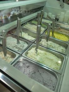 ジェラートアイスクリーム
