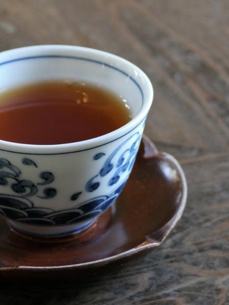 星野産の和紅茶