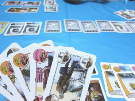 シベリアカードゲーム