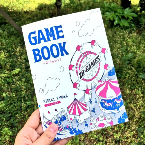 GAME BOOK