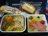 機内食フィッシュ