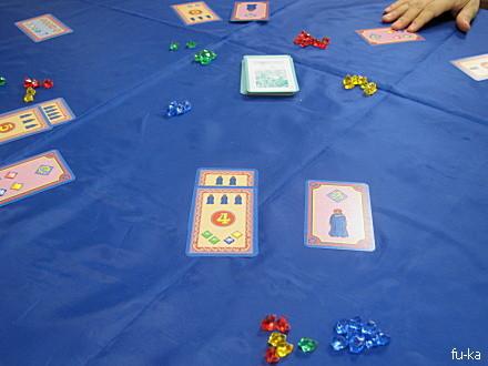 バザリカードゲーム
