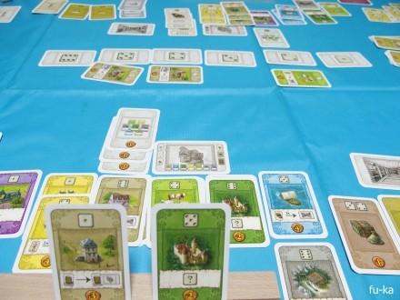 ブルゴーニュカードゲーム