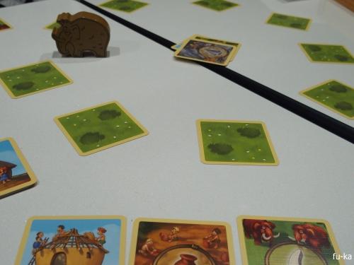 ストーンエイジジュニアカードゲーム
