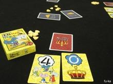 王様ねずみの算術ポーカー
