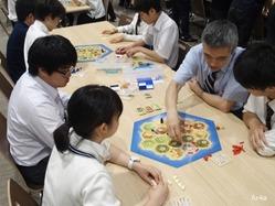 東京都高等学校ボードゲーム連盟 第2回交流大会
