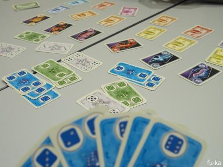 ベガス・カードゲーム