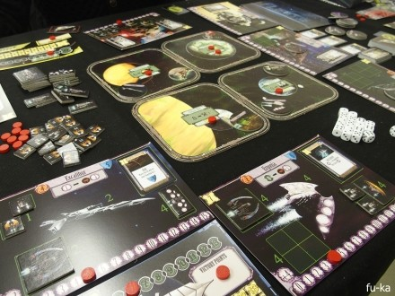 宇宙艦隊:プレアデス戦争