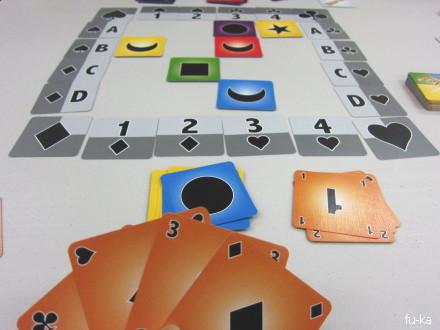 ブロッカーズカードゲーム