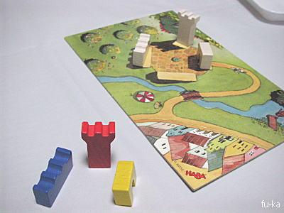 魔法のお城