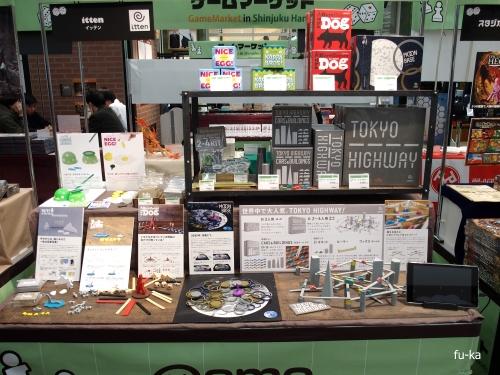 ゲームマーケット in 新宿ハンズ