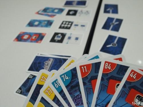 スコットランドヤードカードゲーム