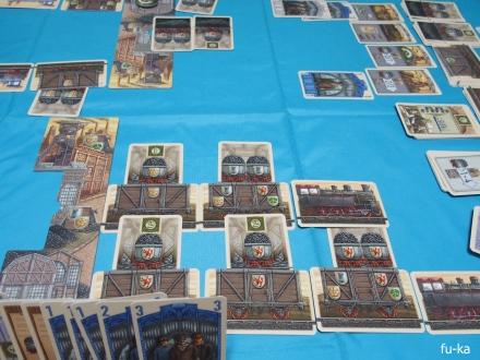 炭鉱讃歌カードゲーム