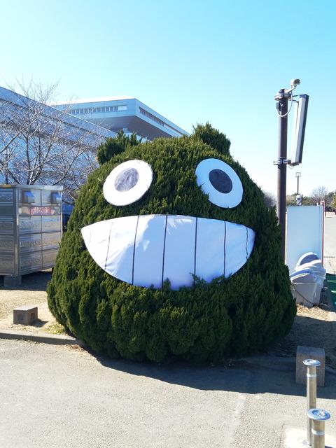20180214_トトロ@行田市総合公園