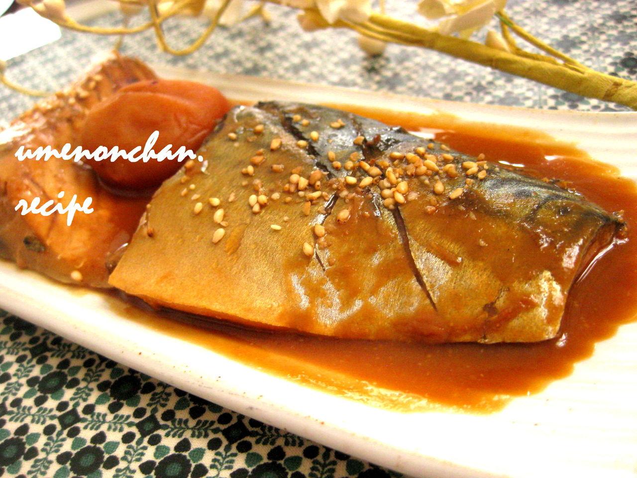 塩 サバ 味噌 煮 サバの味噌煮(塩サバ使用) 魚屋は魚をこう食べる!!
