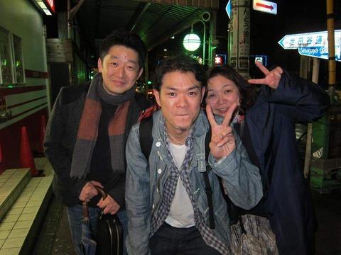前田さん送別会