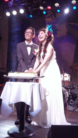 山田くん結婚パーティー
