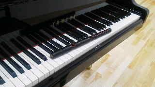 ピアノと笛
