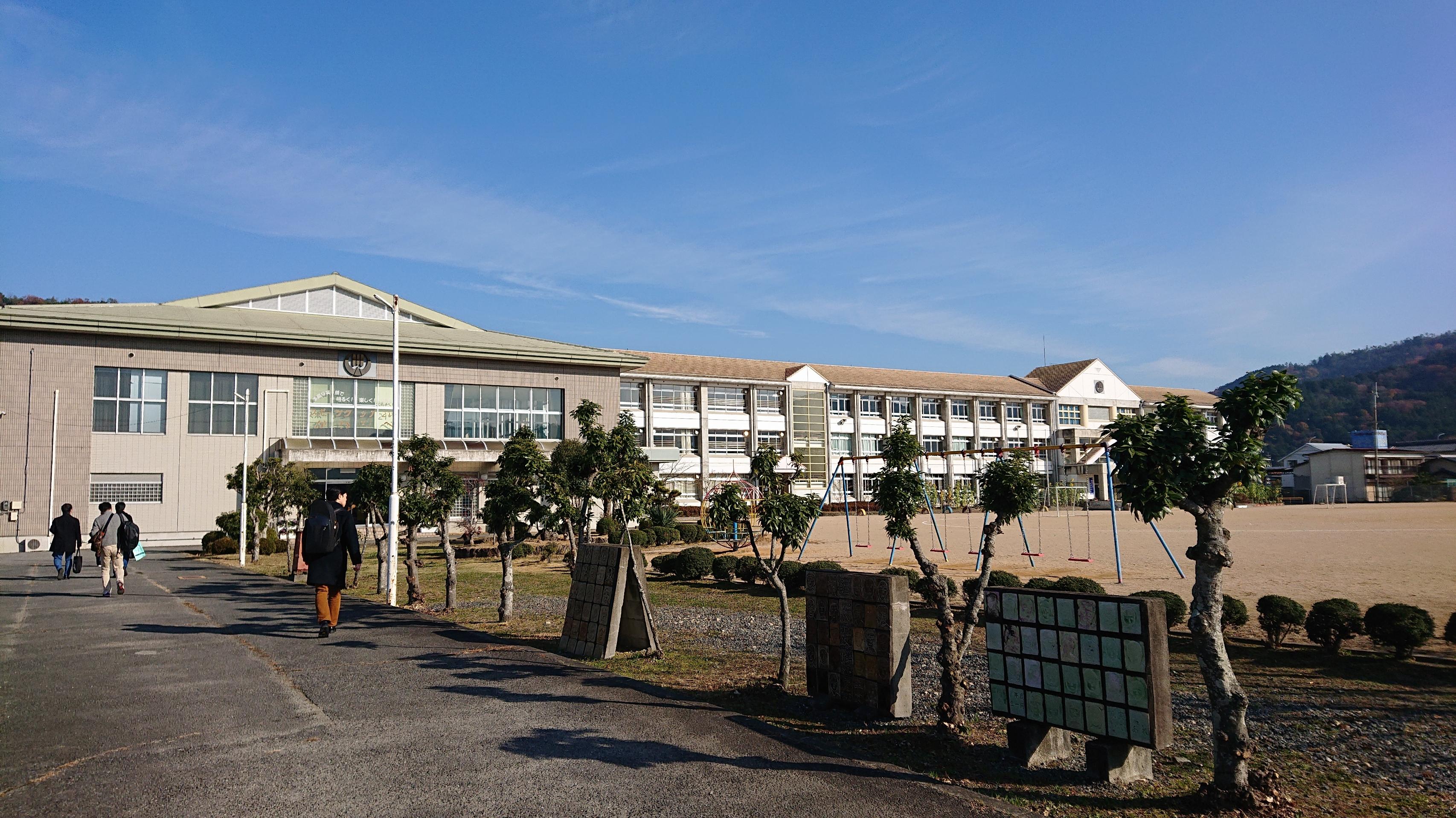 TKWO文化庁巡回公演@市川町立川辺小学校♪ : 笛吹きの雑記帳