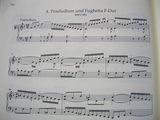 プレリュードとフゲッタ ヘ長調 BWV 901 プレリュード