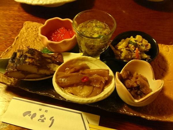 美味しい魚料理と日本酒で♪ 《川なり》
