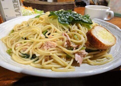 ■秋葉原の「フレスカ」で、デカ盛りスパゲッティ!