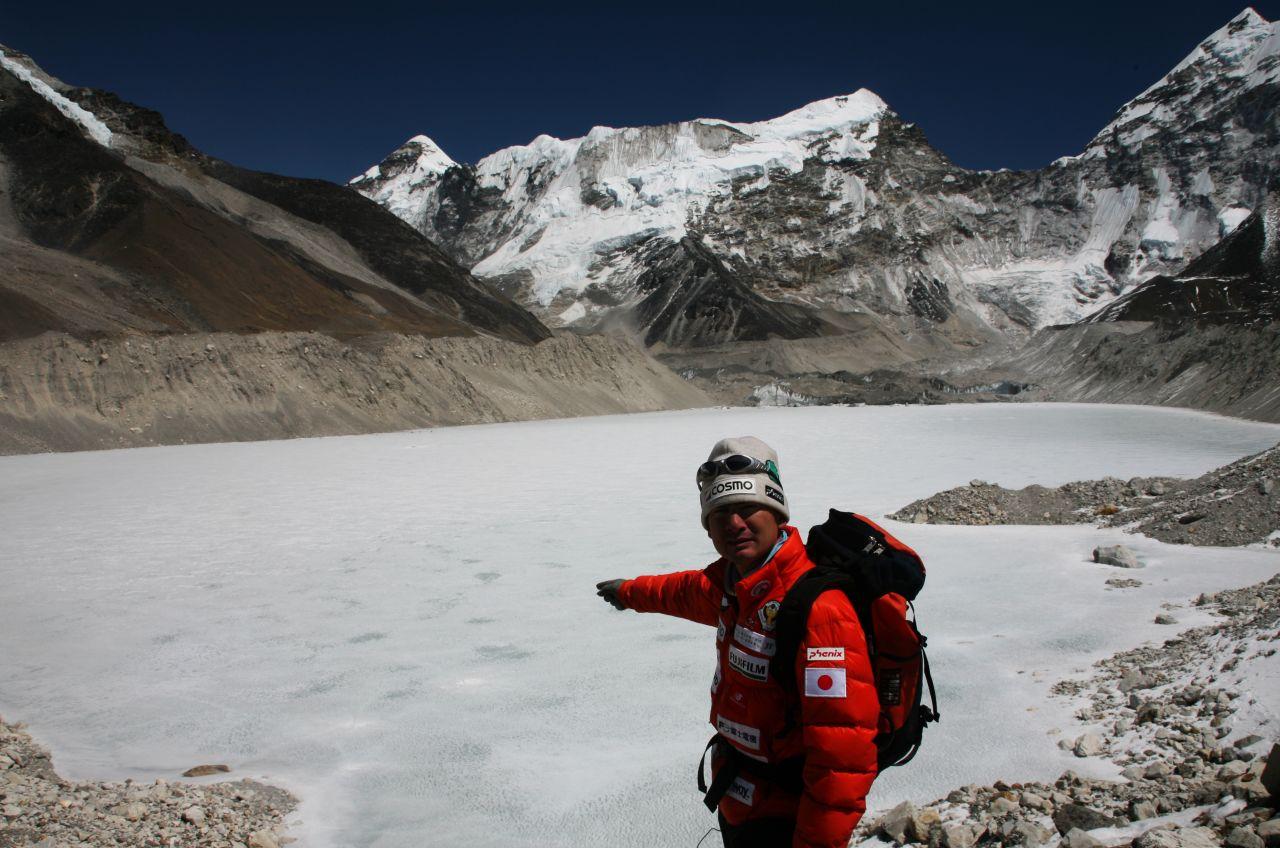 融解する氷河 : アルピニスト・野口健のブログ