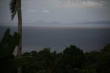 ノモン峠から見る海