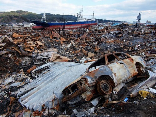 気仙沼市では大規模な火災も発生。_800