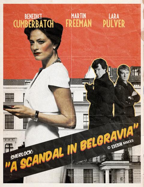 A Scandal in Belgravia Sherlock