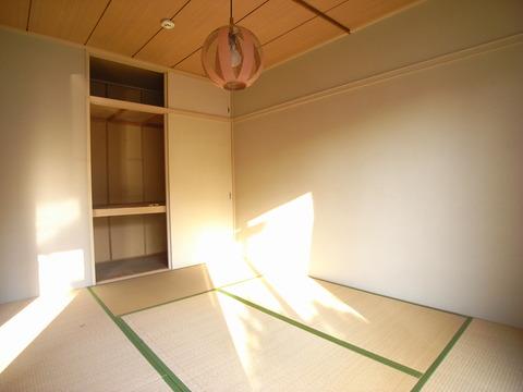 洋室②B1