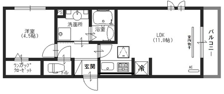 D-room杭瀬南新町 101