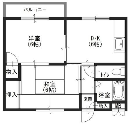 サニーハウスウエハラ 203