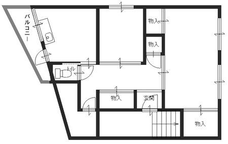 井関ビル 2階