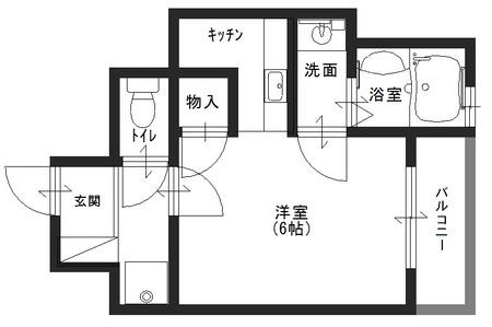 山口マンション 201