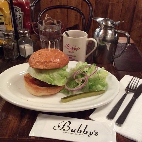 Bubby'sバビーズ八重洲地下街