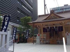 福徳神社・日本橋室町その2