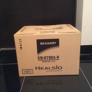 シャープ・SHARP・無水鍋・自動調理その2