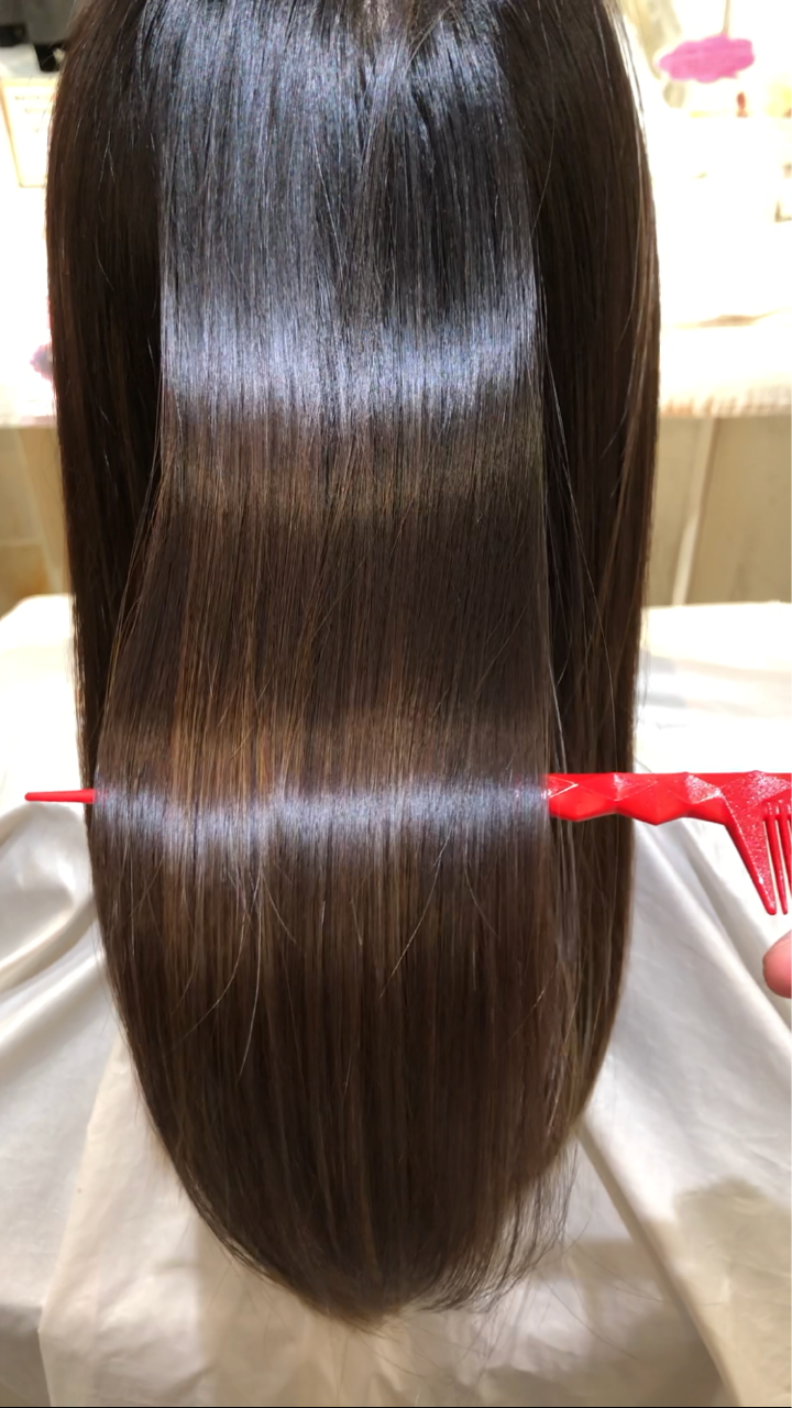 究極の髪質改善☆MINXスペシャル美髪トリートメント☆ : 癖毛カットの ...
