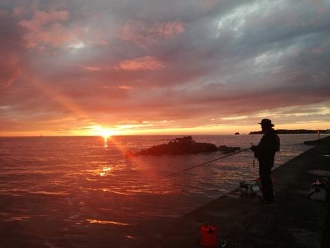 本日11月24日は、かつお節の日。かつお節はいいにおい・・・釣りの話