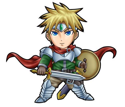 「心やさしき最強の戦士」の物語。次亜塩素酸水は3タイプの戦士に変化します。