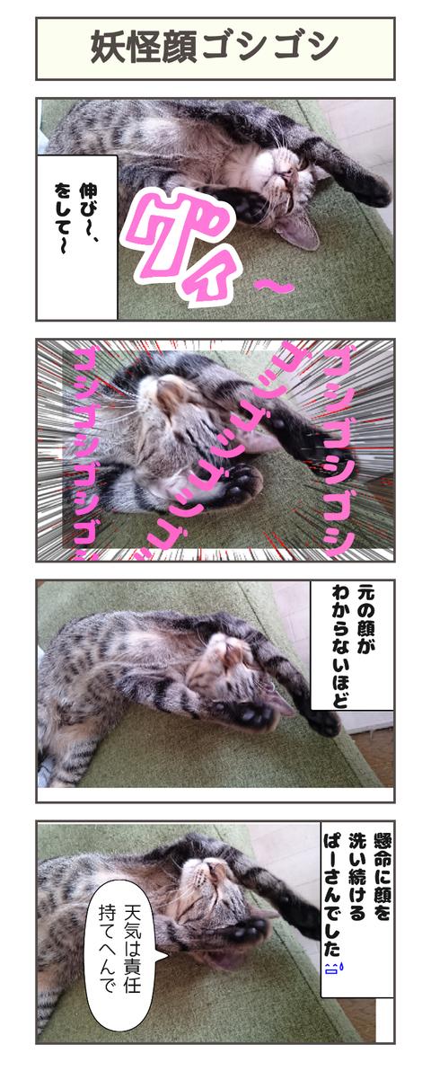 妖怪顔ゴシゴシ20191221114608