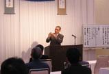 増田常平氏、明るく元気です。