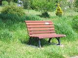 陽だまりのベンチ